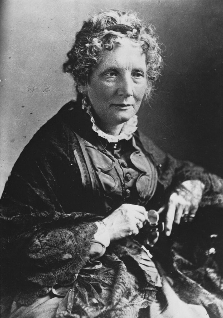Foto de Harriet Beecher Stowe