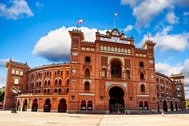 Frontal de la plaza de toros de Madrid, Las Ventas