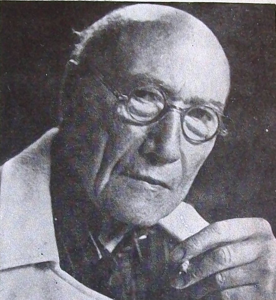 Foto de André Gidé . Fuente Wikipedia