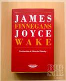 Portada de Finnegans Wake de James Joyce
