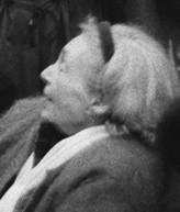 Marguerite Duras. Foto de Alain Fonteray