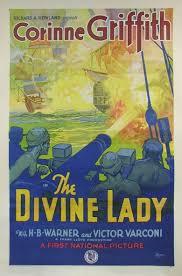 """Cartel de la película """"La Divine Lady"""""""